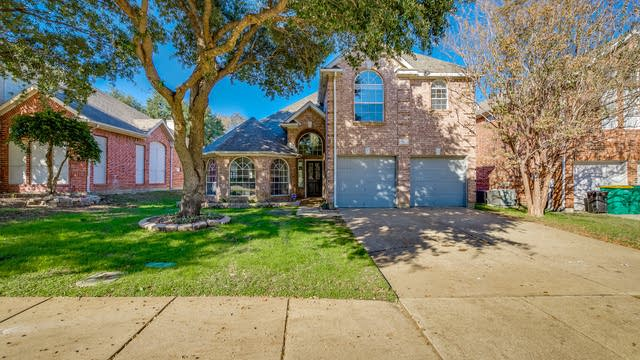 Photo 1 of 20 - 957 Lea Meadow Dr, Lewisville, TX 75077