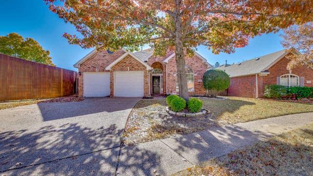 Photo 1 of 19 - 2421 Folkstone Way, Bedford, TX 76021