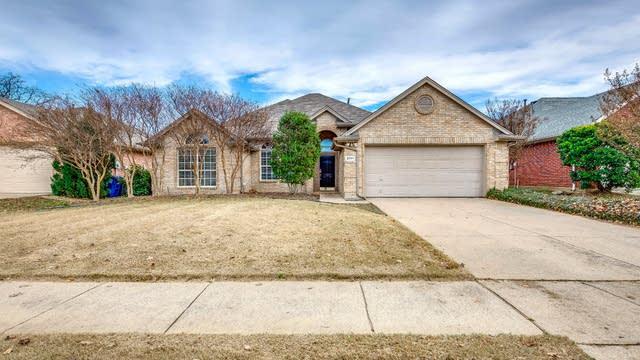 Photo 1 of 22 - 2737 Windstone Way, Corinth, TX 76210