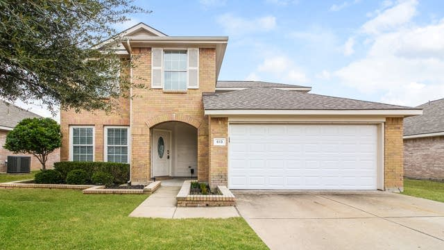 Photo 1 of 25 - 613 Oxford Dr, Wylie, TX 75098