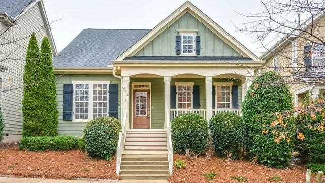 Photo 1 of 15 - 212 Thorndale Dr, Holly Springs, NC 27540