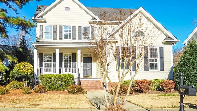 Photo 1 of 31 - 233 Elmcrest Dr, Holly Springs, NC 27540