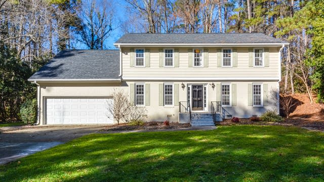 Photo 1 of 25 - 7313 Grist Mill Rd, Raleigh, NC 27615