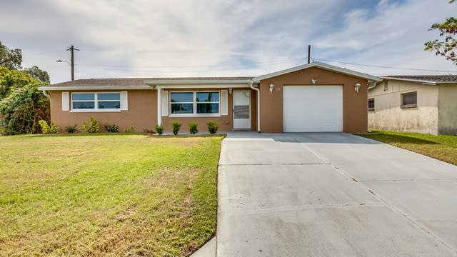Photo 1 of 10 - 5438 Shell Dr, New Port Richey, FL 34652