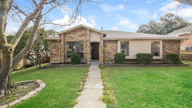 Photo 1 of 24 - 4814 Las Lomas Dr, Mesquite, TX 75150