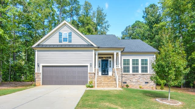 Photo 1 of 21 - 6621 Blalock Forest Dr, Willow Spring, NC 27592