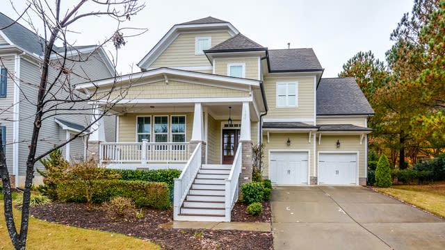 Photo 1 of 20 - 100 Edgepine Dr, Holly Springs, NC 27540