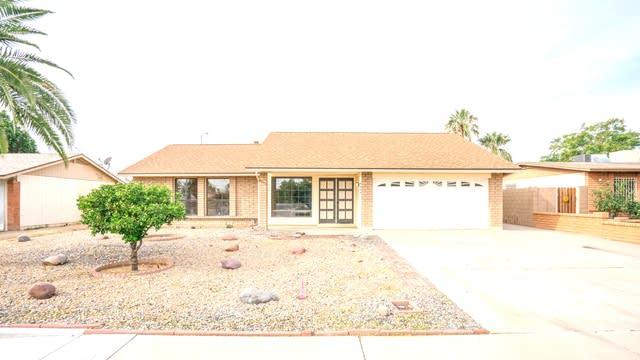Photo 1 of 17 - 8604 N 106th Ln, Peoria, AZ 85345