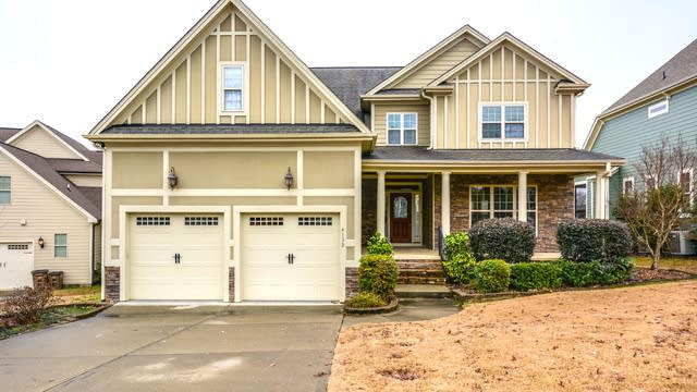 Photo 1 of 20 - 4132 Field Oak Dr, Wake Forest, NC 27587