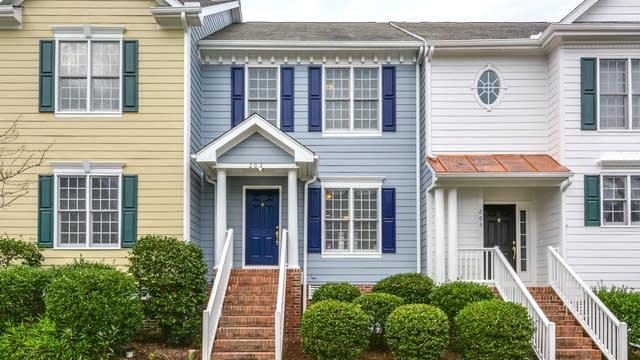 Photo 1 of 14 - 203 Madison Grove Pl, Cary, NC 27519