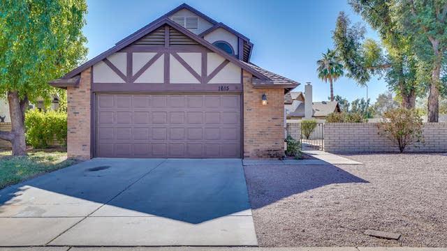 Photo 1 of 14 - 1615 E Javelina Cir, Mesa, AZ 85204