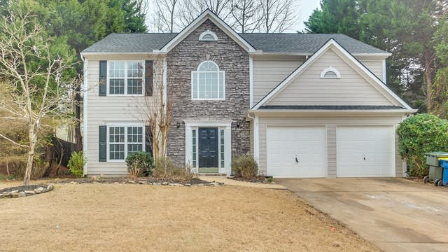 Photo 1 of 25 - 4290 Monticello Way NW, Kennesaw, GA 30144