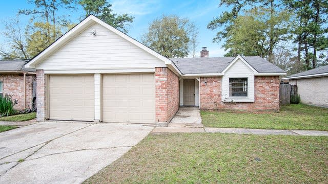Photo 1 of 16 - 4815 Monteith Dr, Spring, TX 77373