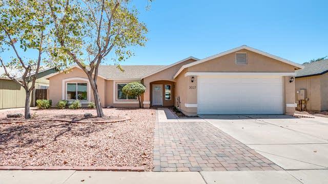 Photo 1 of 22 - 3027 W Daley Ln, Phoenix, AZ 85027