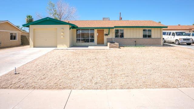 Photo 1 of 22 - 3110 W Dailey St, Phoenix, AZ 85053
