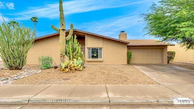 Photo 1 of 23 - 1651 S Westwood, Mesa, AZ 85210