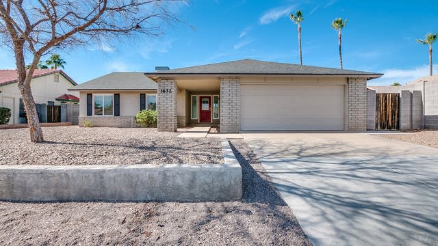 Photo 1 of 30 - 1632 N Bullmoose Dr, Chandler, AZ 85224