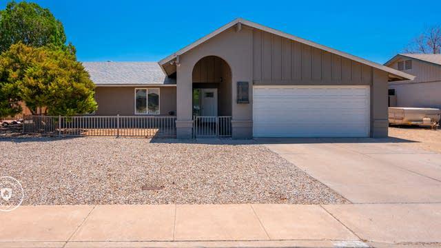 Photo 1 of 26 - 2863 E El Moro Ave, Mesa, AZ 85204