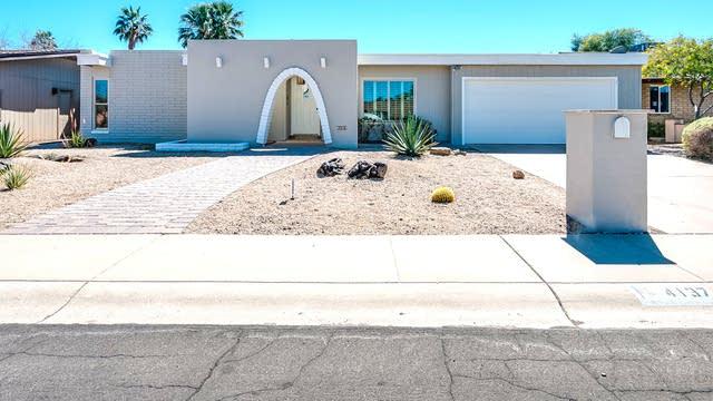 Photo 1 of 26 - 4137 E Cannon Dr, Phoenix, AZ 85028