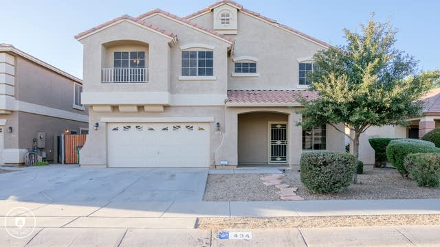Photo 1 of 27 - 434 S 166th Dr, Goodyear, AZ 85338