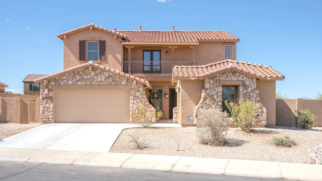 Photo 1 of 35 - 13500 S 183rd Dr, Goodyear, AZ 85338