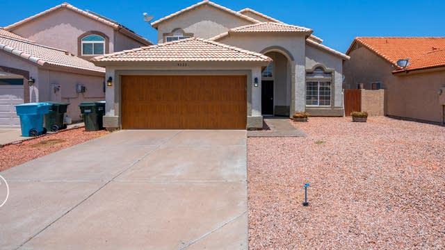 Photo 1 of 25 - 4222 W Electra Ln, Glendale, AZ 85310