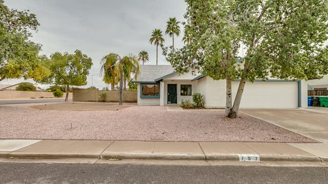Photo 1 of 26 - 757 N Oakland, Mesa, AZ 85205