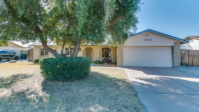 Photo 1 of 33 - 4815 W Aster Dr, Glendale, AZ 85304