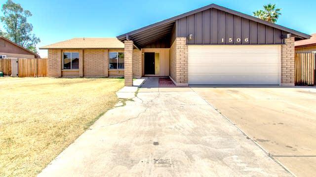 Photo 1 of 30 - 1506 S Glenview, Mesa, AZ 85204