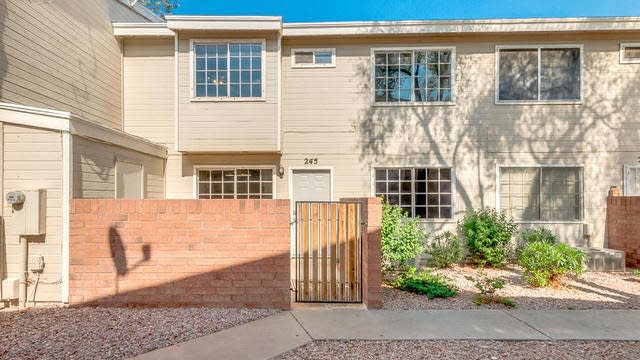 Photo 1 of 27 - 2301 E University Dr Unit 245, Mesa, AZ 85213