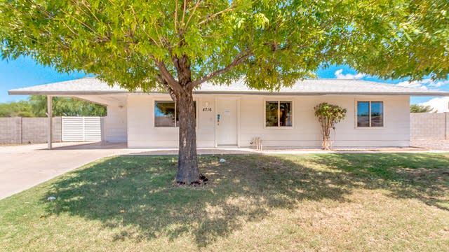 Photo 1 of 18 - 4716 E Gary St, Mesa, AZ 85205
