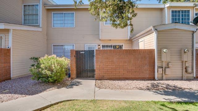 Photo 1 of 24 - 625 S Westwood #187, Mesa, AZ 85210