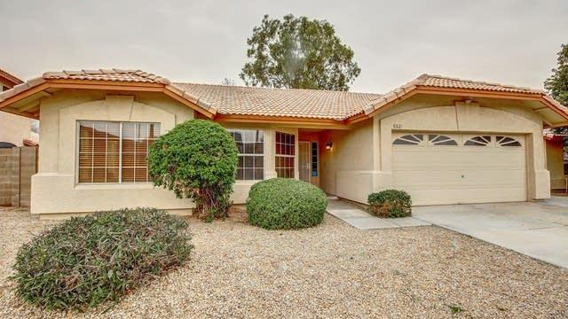 Photo 1 of 22 - 8621 W Pershing Ave, Peoria, AZ 85381