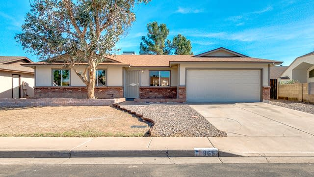 Photo 1 of 28 - 965 S 34th St, Mesa, AZ 85204