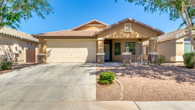 Photo 1 of 27 - 42 W Grey Stone St, San Tan Valley, AZ 85143