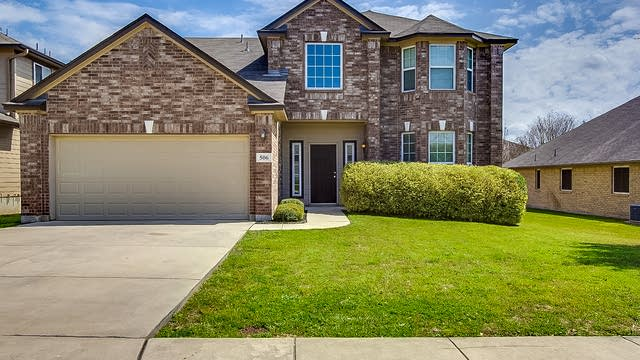 Photo 1 of 20 - 506 Turnberry Way, Cibolo, TX 78108