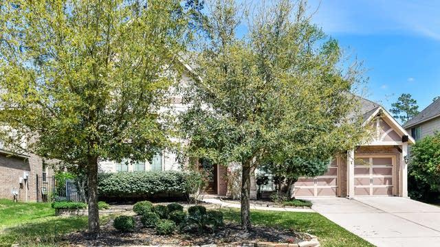 Photo 1 of 24 - 22 Golden Orchard Pl, Magnolia, TX 77354