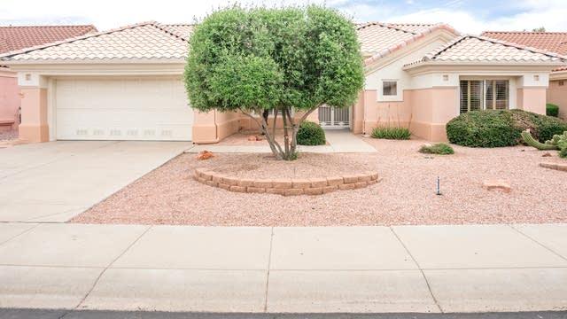 Photo 1 of 20 - 14429 W Gunsight Dr, Sun City West, AZ 85375
