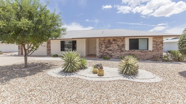 Photo 1 of 27 - 20406 N 124th Dr, Sun City West, AZ 85375