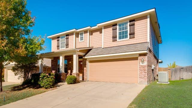 Photo 1 of 25 - 3613 Hudgins Ranch Rd, Roanoke, TX 76262
