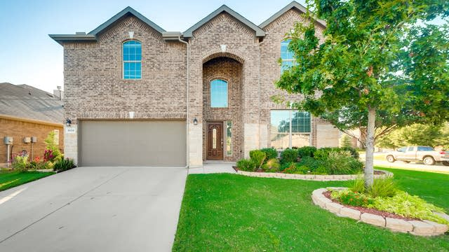 Photo 1 of 26 - 3528 Twin Pines Dr, Fort Worth, TX 76244