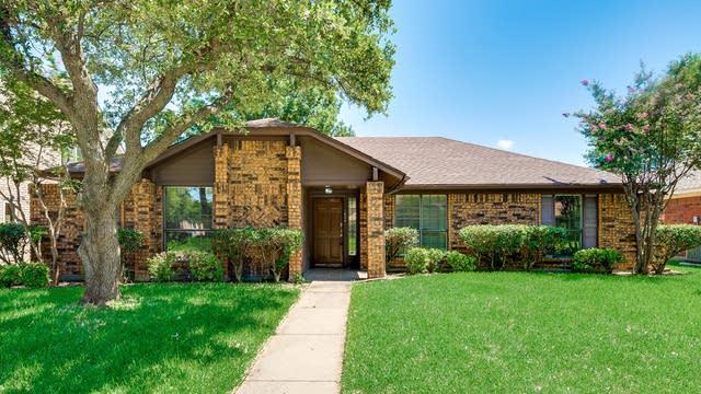 Photo 1 of 31 - 1636 Palisades Dr, Carrollton, TX 75007