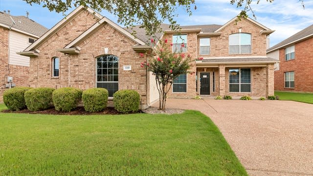 Photo 1 of 27 - 310 Dover Heights Trl, Mansfield, TX 76063