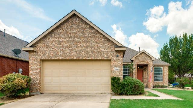 Photo 1 of 30 - 2800 Scott Pl, McKinney, TX 75070