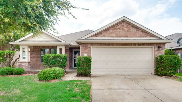 Photo 1 of 25 - 1125 Mount Olive Ln, Forney, TX 75126
