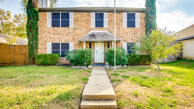 Photo 1 of 28 - 1418 Beverly Dr, Garland, TX 75040