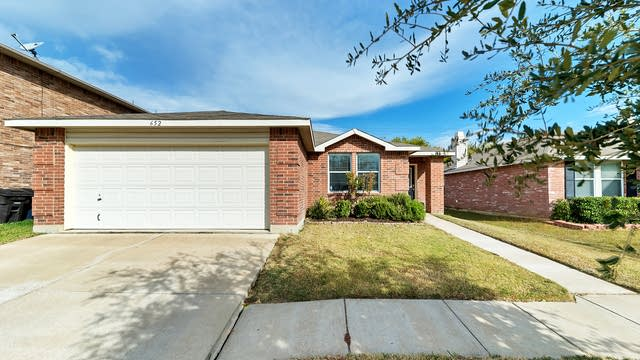 Photo 1 of 24 - 652 Granite Ridge Dr, Fort Worth, TX 76179