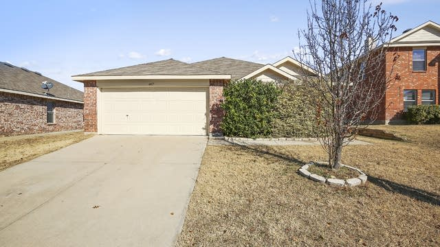 Photo 1 of 25 - 6417 Meadow Way Ln, Fort Worth, TX 76179