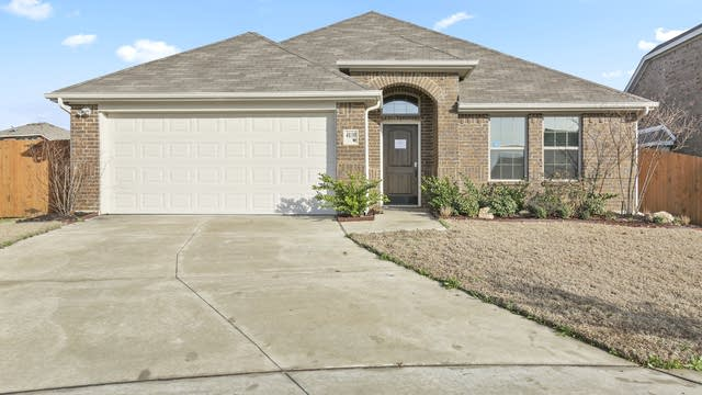 Photo 1 of 26 - 4110 Dragonfly Ct, Forney, TX 75126