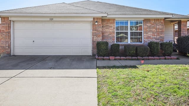 Photo 1 of 26 - 529 Rock Prairie Ln, Fort Worth, TX 76140